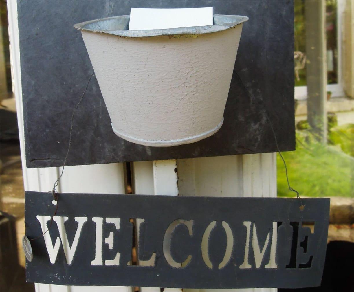 Bienvenue